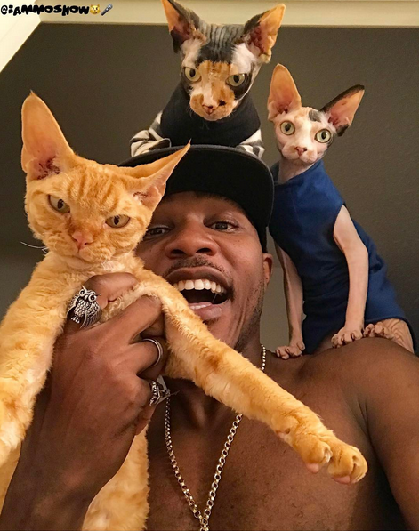 MoShow the Cat Rapper
