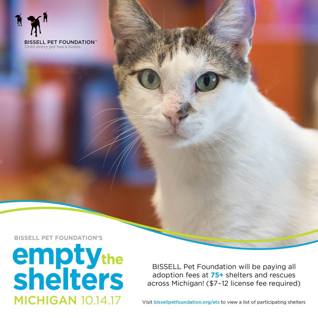 Empty the Shelters -Michigan