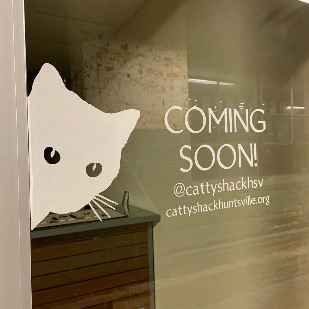 Coming Soon Cattyshack Huntsville