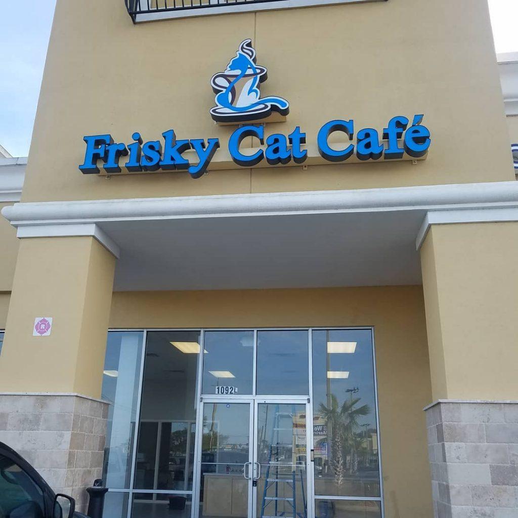 Frisky Cat Cafe