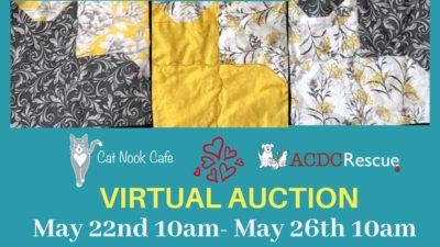 Cat Nook Cafe Online Auction